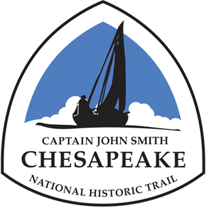 Captain John Smith Chesapeake National Historic Trail logo