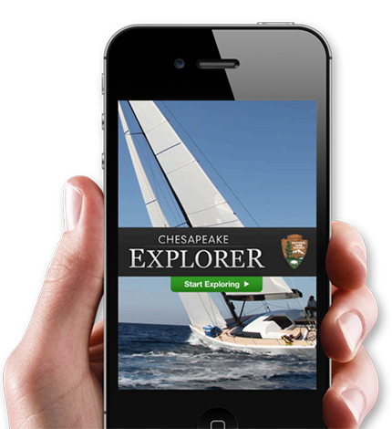 Chesapeake Explorer app image