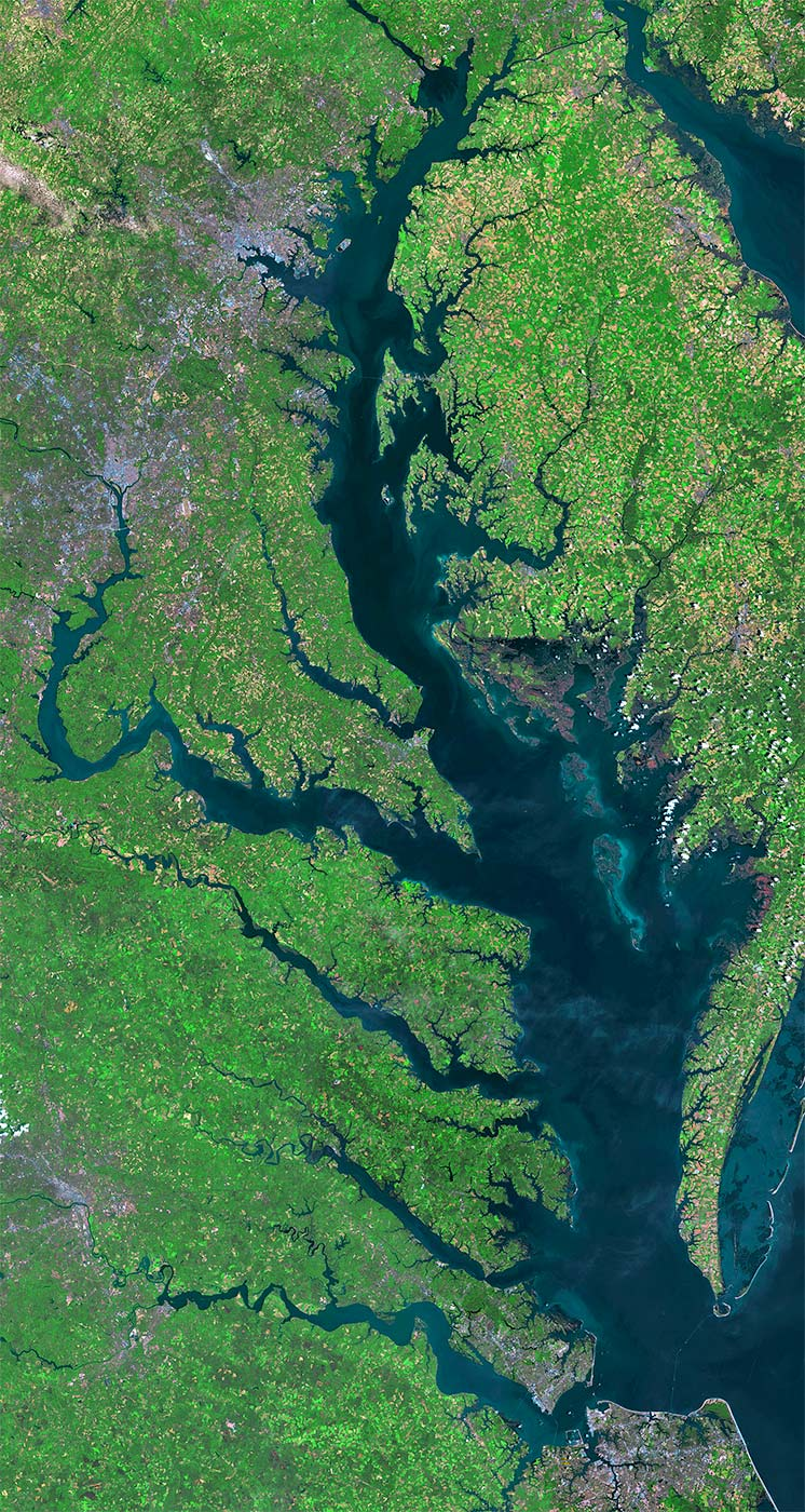 Chesapeake Baymap