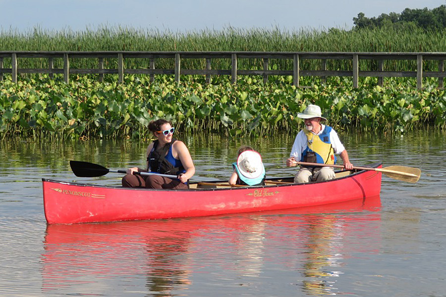 Featured Events This Week - Paddle the Potomac