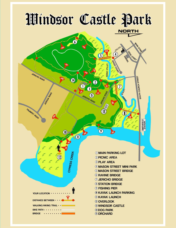 Download Park Or Trail Map