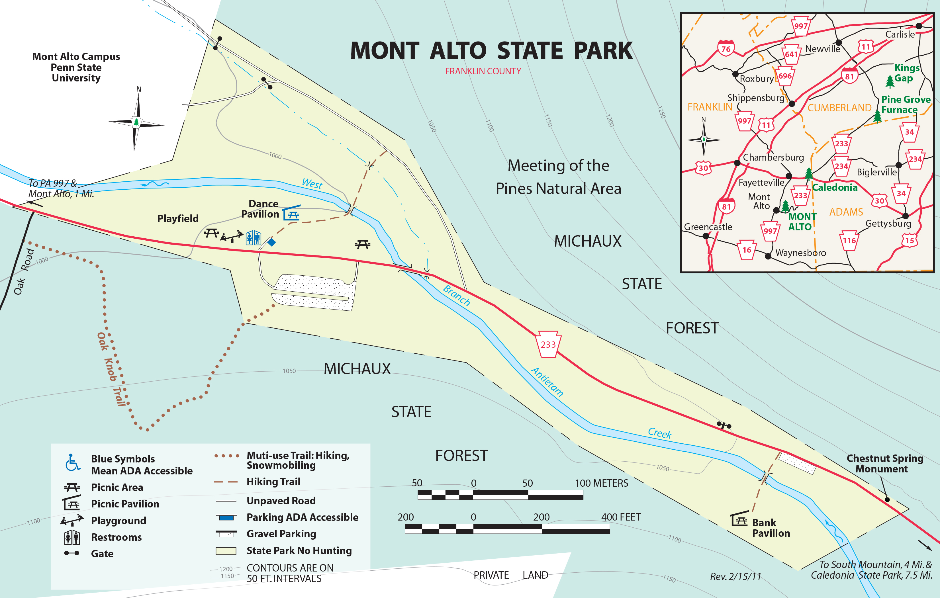 Mont Alto State Park - Paddle the Potomac Codorus State Park Map on sinnemahoning state park map, joseph davis state park map, whipple dam state park map, cedars of lebanon state park map, boiling springs state park map, hyrum state park campground map, fairview state park map, ochlockonee river state park map, prompton state park map, hyner view state park map, cowans gap state park map, shikellamy state park map, st. george island state park map, erving state forest map, confluence state park map, hudson mills metropark map, jarrell cove state park map, erie bluffs state park map, kettle creek state park map, lake waramaug state park map,