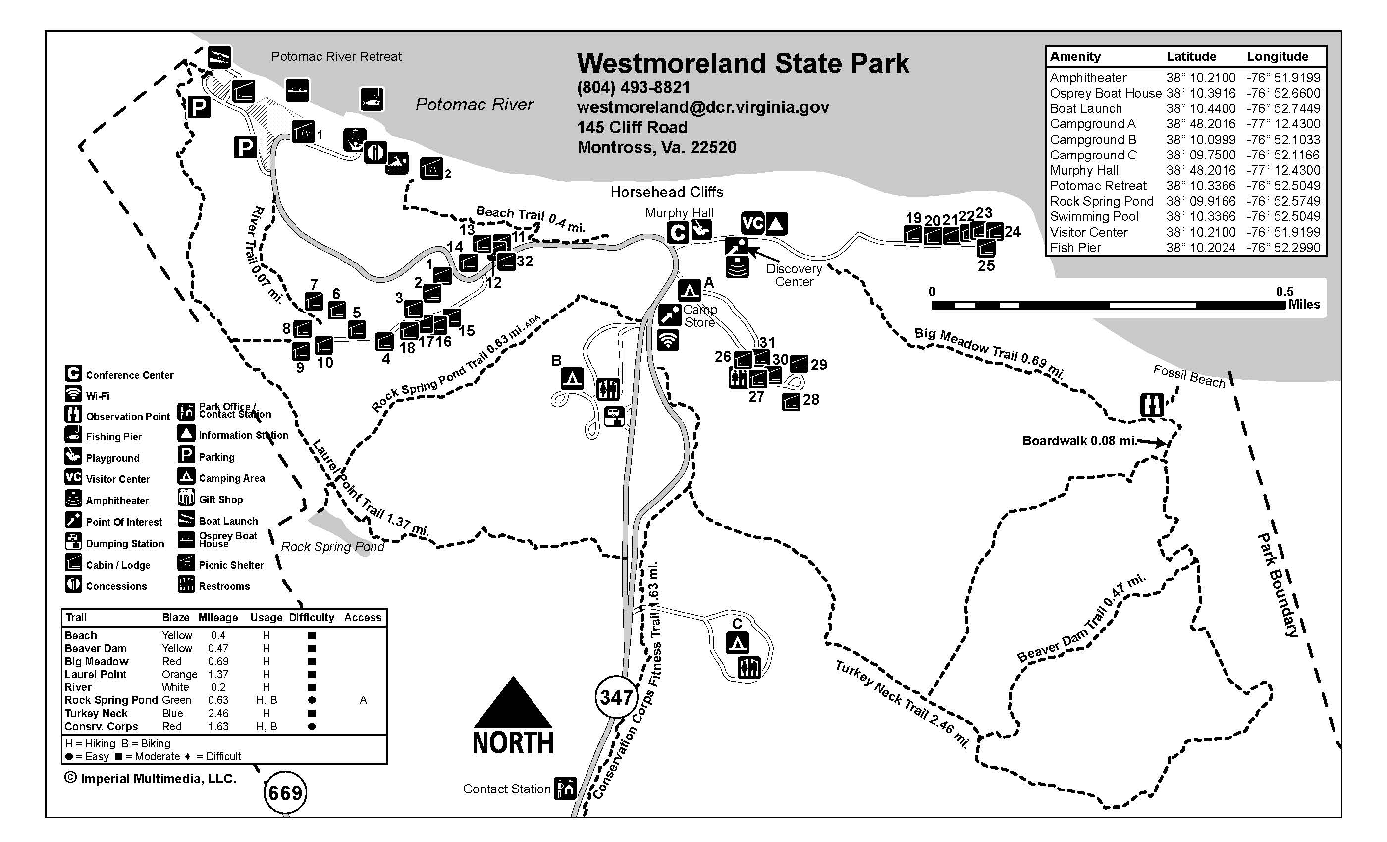 Westmoreland State Park - Find Your Chesapeake