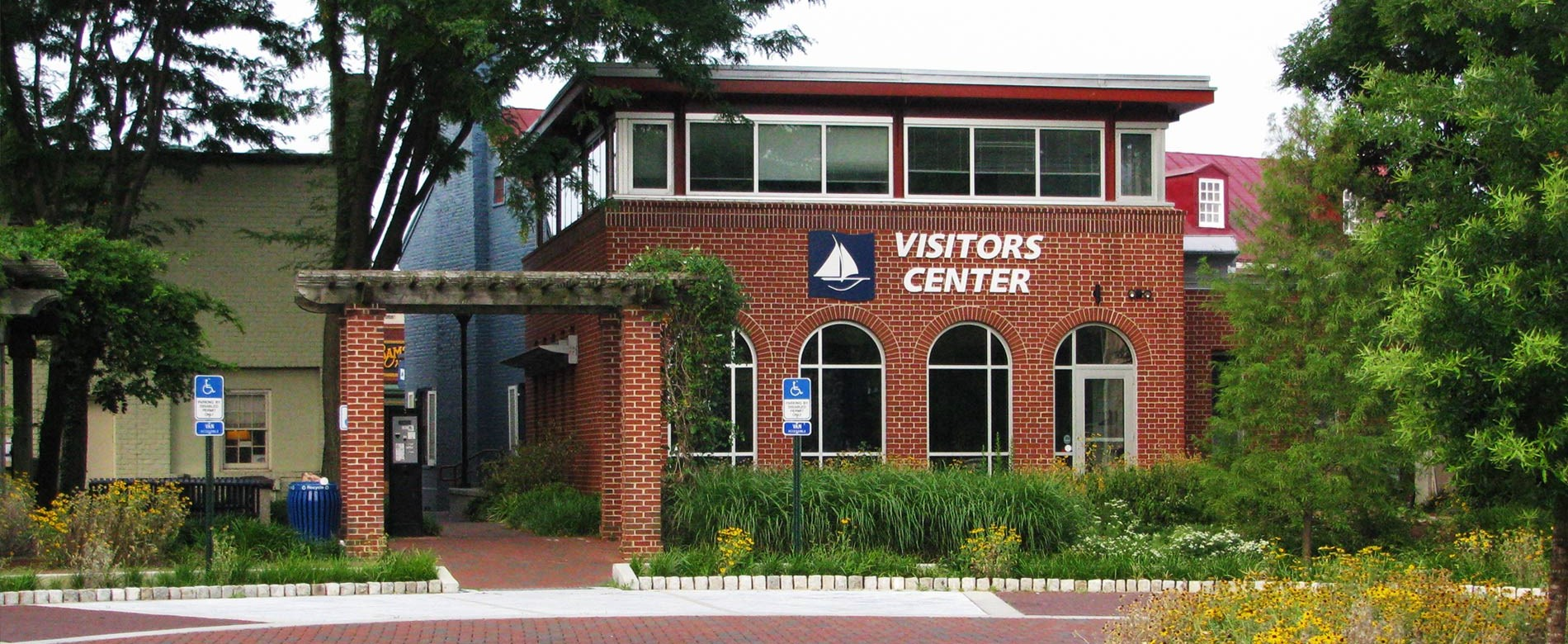 Annapolis and Anne Arundel County Visitor Information Center