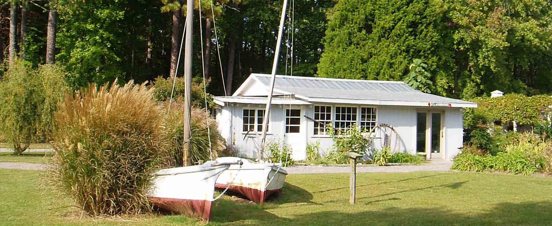 Deltaville Maritime Museum and Holly Point Nature Park