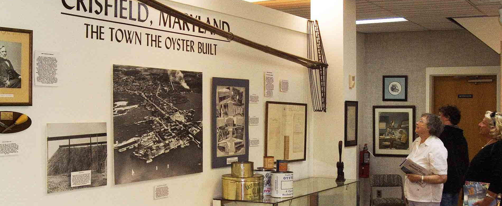 J. Millard Tawes Historical Museum and Ward Brothers Workshop