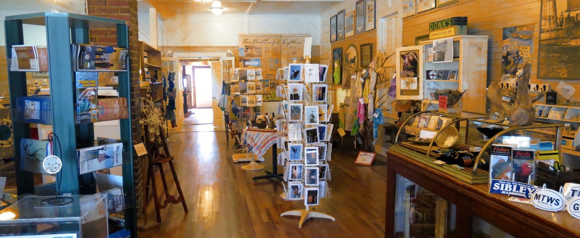 Mathews County Visitor & Information Center