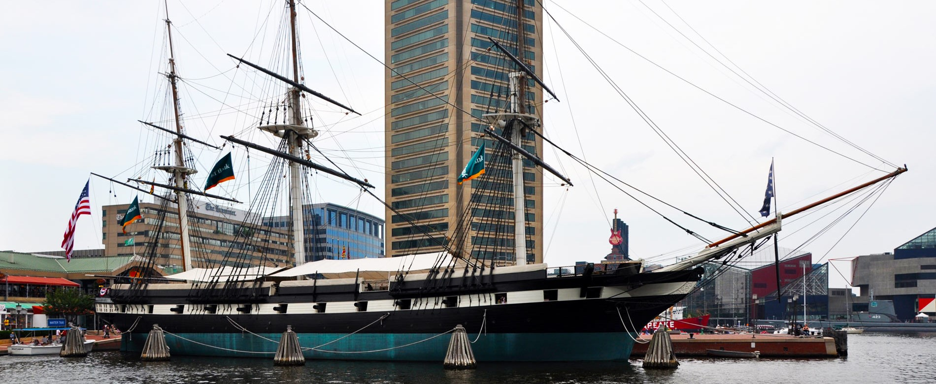 USS Constellation Museum